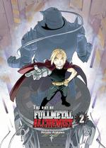 Link to an enlarged image of The Art of Fullmetal Alchemist 2 (Fullmetal Alchemist)