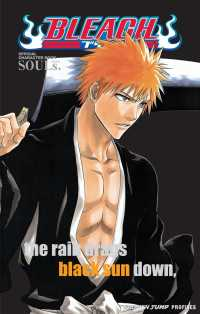 Link to an enlarged image of Bleach SOULs : Official Character Book