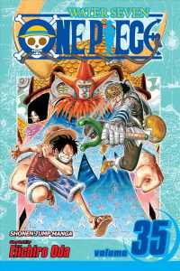 Link to an enlarged image of One Piece 35 : Captain (One Piece)