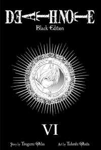 Link to an enlarged image of Death Note Black Edition 6 (Death Note Black Edition)