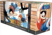 Link to an enlarged image of One Piece Box Set (23-Volume Set) : Skypiea and Water Seven (One Piece) (BOX Paperback + BK)
