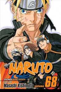 Link to an enlarged image of Naruto 68 (Naruto)