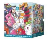 Link to an enlarged image of Pokemon Adventures Diamond and Pearl Platinum (11-Volume Set) (Pokemon Adventures Diamond and Pearl Platinum) (BOX)