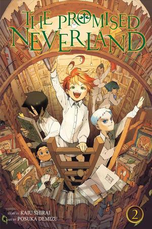 Promised Neverland 9781421597133