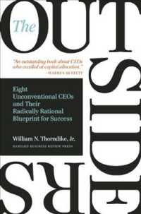 Link to an enlarged image of The Outsiders : Eight Unconventional CEOs and Their Radically Rational Blueprint for Success