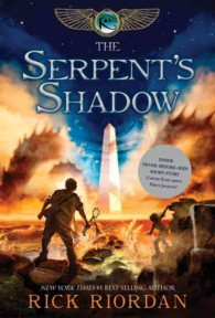 Link to an enlarged image of The Serpent's Shadow ( Kane Chronicles 3 ) (Reprint)