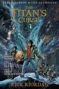 Link to an enlarged image of Percy Jackson & the Olympians 3 : The Titan's Curse (Percy Jackson and the Olympians)