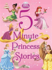 Link to an enlarged image of Disney 5-Minute Princess Stories