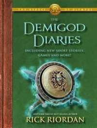 Link to an enlarged image of The Demigod Diaries (Heroes of Olympus)