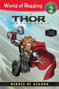 Link to an enlarged image of Heroes of Asgard (World of Reading)