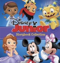 Link to an enlarged image of Disney Junior Storybook Collection (Disney Storybook Collections)