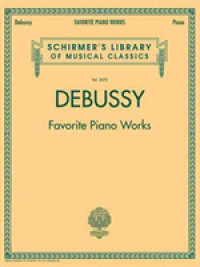 Link to an enlarged image of Debussy : Favorite Piano Works (Schirmer's Library of Musical Classics)