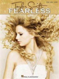 Link to an enlarged image of Taylor Swift, Fearless : Piano - Vocal - Guitar
