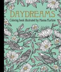 Books Kinokuniya Daydreams Coloring Book CLR CSM Karlzon