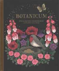 Botanicum Coloring Book: Special Edition 9781423654018