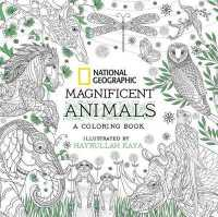 Link to an enlarged image of National Geographic Magnificent Animals : A Coloring Book (National Geographic) (CLR CSM)