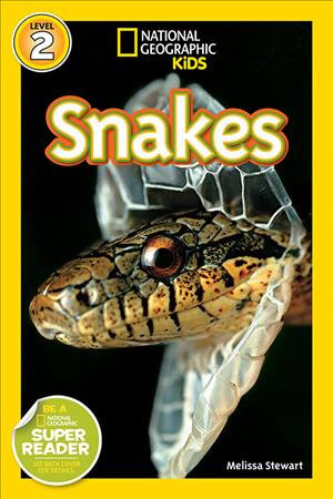 Link to an enlarged image of Snakes! (National Geographic Readers)