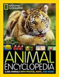 Link to an enlarged image of National Geographic Animal Encyclopedia : 2,500 Animals with Photos, Maps, and More!