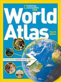 Link to an enlarged image of National Geographic Kids World Atlas (National Geographic Kids World Atlas) (4th)