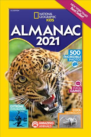 Link to an enlarged image of National Geographic Kids Almanac 2021 (National Geographic Kids Almanac)