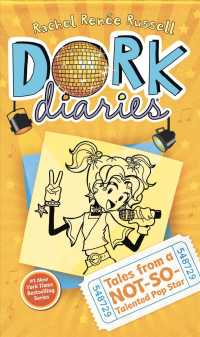 Link to an enlarged image of Tales from a Not-so-talented Pop Star (Dork Diaries) (Large Print)