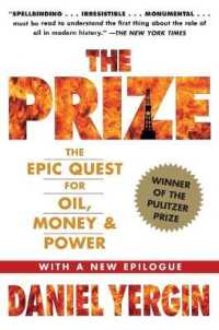Link to an enlarged image of The Prize : The Epic Quest for Oil, Money & Power (New)