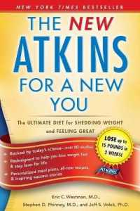 Link to an enlarged image of The New Atkins for a New You : The Ultimate Diet for Shedding Weight and Feeling Great