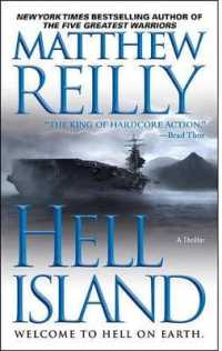 Link to an enlarged image of Hell Island