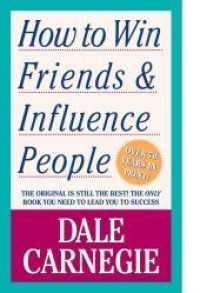 Link to an enlarged image of How to Win Friends and Influence People -- Paperback / softback