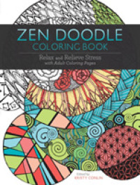 Books Kinokuniya Zen Doodle Adult Coloring Book Relax And