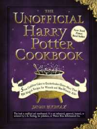 Link to an enlarged image of The Unofficial Harry Potter Cookbook : From Cauldron Cakes to Knickerbocker Glory-More than 150 Magical Recipes for Wizards and Non-Wizards Alike