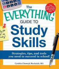 Link to an enlarged image of The Everything Guide to Study Skills : Strategies, Tips, and Tools You Need to Succeed in School! (Everything Series)