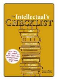 Link to an enlarged image of The Intellectual's Checklist (CSM)