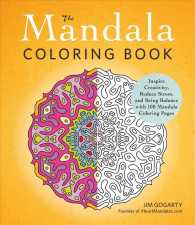 Books Kinokuniya The Mandala Adult Coloring Book Inspire