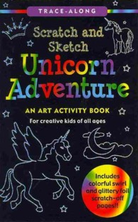 Link to an enlarged image of Unicorn Adventure Scratch and Sketch (ACT CSM SP)