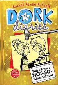 Link to an enlarged image of Tales from a Not-So-Glam TV Star (Dork Diaries)