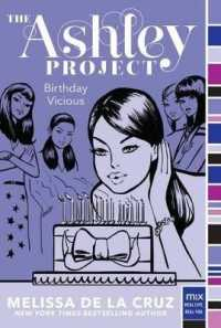Link to an enlarged image of Birthday Vicious (The Ashley Project) (Reissue)