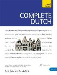 Link to an enlarged image of Teach Yourself Complete Dutch : From Beginner to Level 4 (Teach Yourself) (Paperback + CD-ROM BL)