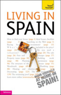 Link to an enlarged image of Living in Spain: Teach Yourself