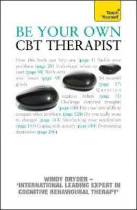 Link to an enlarged image of Teach Yourself Be Your Own CBT Therapist (Teach Yourself)