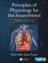 Link to an enlarged image of Principles of Physiology for the Anaesthetist (3rd Paperback + Pass Code)