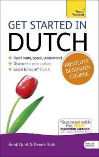 Link to an enlarged image of Get Started in Dutch : Absolute Beginner Course (Teach Yourself) (Bilingual Reprint)
