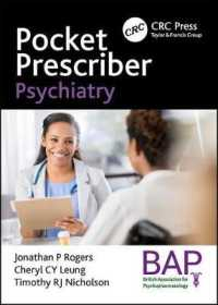 Link to an enlarged image of Pocket Prescriber Psychiatry