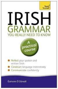 Link to an enlarged image of Teach Yourself Irish Grammar You Really Need to Know : A Practical Course (Teach Yourself) (2nd Bilingual)