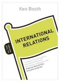 Link to an enlarged image of International Relations : All That Matters (Teach Yourself)