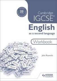 Link to an enlarged image of Cambridge IGCSE English as a Second Language (CSM Workbook)