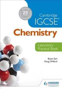 Link to an enlarged image of Cambridge Igcse Chemistry Laboratory : Practical Book