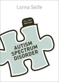Link to an enlarged image of Autistic Spectrum Disorder (All That Matters)