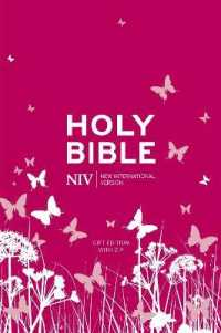 Link to an enlarged image of Niv Pocket Pink Soft-tone Bible with Zip (New International Version) -- Paperback / softback