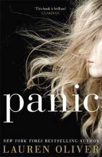 Link to an enlarged image of Panic : Soon to be a major Amazon Prime Tv series -- Paperback / softback